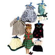 SALE Dolls three Circa 1950