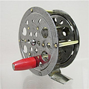 SALE American Skeletonized Fly Reel