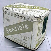 SALE CHEAP TINS Sensible Tobacco Tin