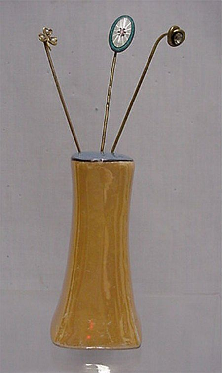 Lusterware Stickpin Holder for Stick Pins
