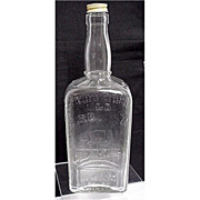 Old Mr. Boston Liquor Bottle