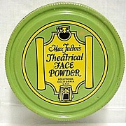 SALE Max Factor Theatrical Face Powder Tin