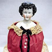 SALE Limbach Factory Half Doll