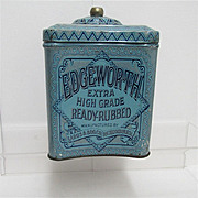 SALE Edgeworth Humidor Tobacco Tin