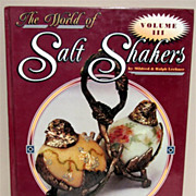 SALE World of Salt Shakers, Volume III  $20