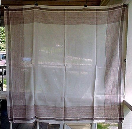 Linen Tablecloth 51 by 53