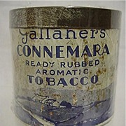 SALE Advertising Tobacco Tin For Gallahers Tobacco