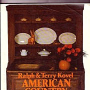 SALE American Country Furniture 1780 - 1875