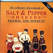 SALE Salt and Pepper Shakers by Melva Davern Figural and Novelty Set