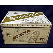 SALE Sensible Sliced Plug Tobacco Tin