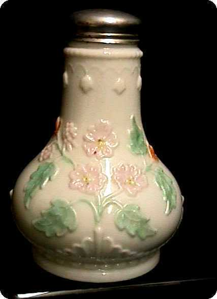 Sugar Shaker Antique American Glass 1896