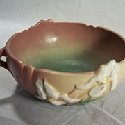 SALE Roseville Pottery Co. Iris Bowl