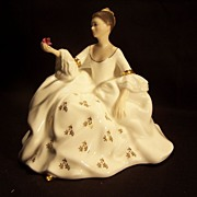 SALE Royal Doulton Figurine--My Love--HN 2339