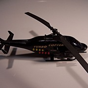 SALE Majorette Turbo Copter Helicopter, Sonic Flashers Series