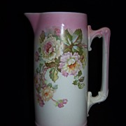 "SALE Semi Porcelain 12"" Tankard--Smith-Phillips China Co."