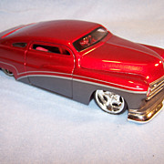 SALE JADA Heavy Die Cast 1951 Lincoln Mercury Low Rider Model Car