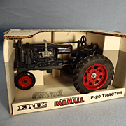 SALE McCormack-Deering Farmall Die Cast F-20 Tractor--1987