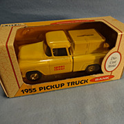 SALE Die Cast Ertl 1955 Chevy Pickup Bank