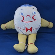 Humpty Dumpty Cloth Doll