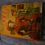 All Color Book Of Dolls  by Kay Desmonde