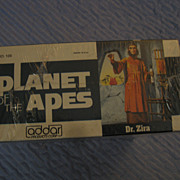 "SALE Planet of the Apes ""Dr. Zira"" Snap together Figure"