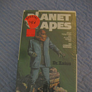 "SALE Planet of The Apes ""Dr. Zaius"" Snap together Plastic  Figure"