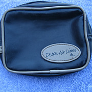SALE Delta Air Lines Small Bag