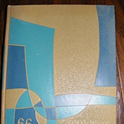 1966 LSU Louisiana State University Gumbo Yearbook