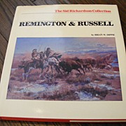 SALE Remington & Russell by Brian W. Dippie 1982 1st Edition