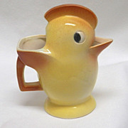 Darling Vintage Goebel Chicken Creamer