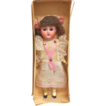 "8"" German Bisque Doll All Original Still in Box"