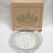 Mr Peanut Ash Tray in Original Box
