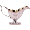 ca 1895 Sterling Silver Victorian Howard & Co Gravy Boat