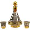 So-Chic &quot;Eames Era&quot; Vintage Glass and Decanter Set
