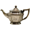 "Very Rare 1926  Founding Year ""The Drake Hotel""  Special Order Silver Plated Gorham Tea Pot"