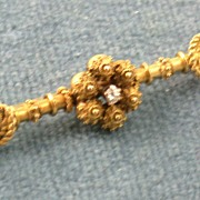 Estate Etruscan Revival Brooch