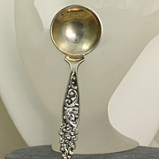 Estate Sterling Scandinavian Arts & Crafts Sugar Spoon