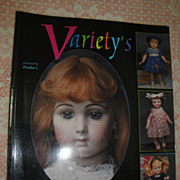 SALE Gorgeous Fraser's Doll Catalog! &quot;Variety's The Spice&quot;