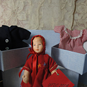 SALE Look! Kathe Kruse 2004 UFDC Souvenir Doll