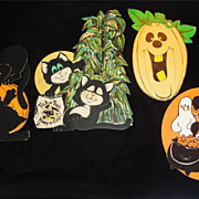 SALE Four More So Cute Halloween Die Cuts