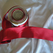 SALE Scarlet Ribbon-High Quality