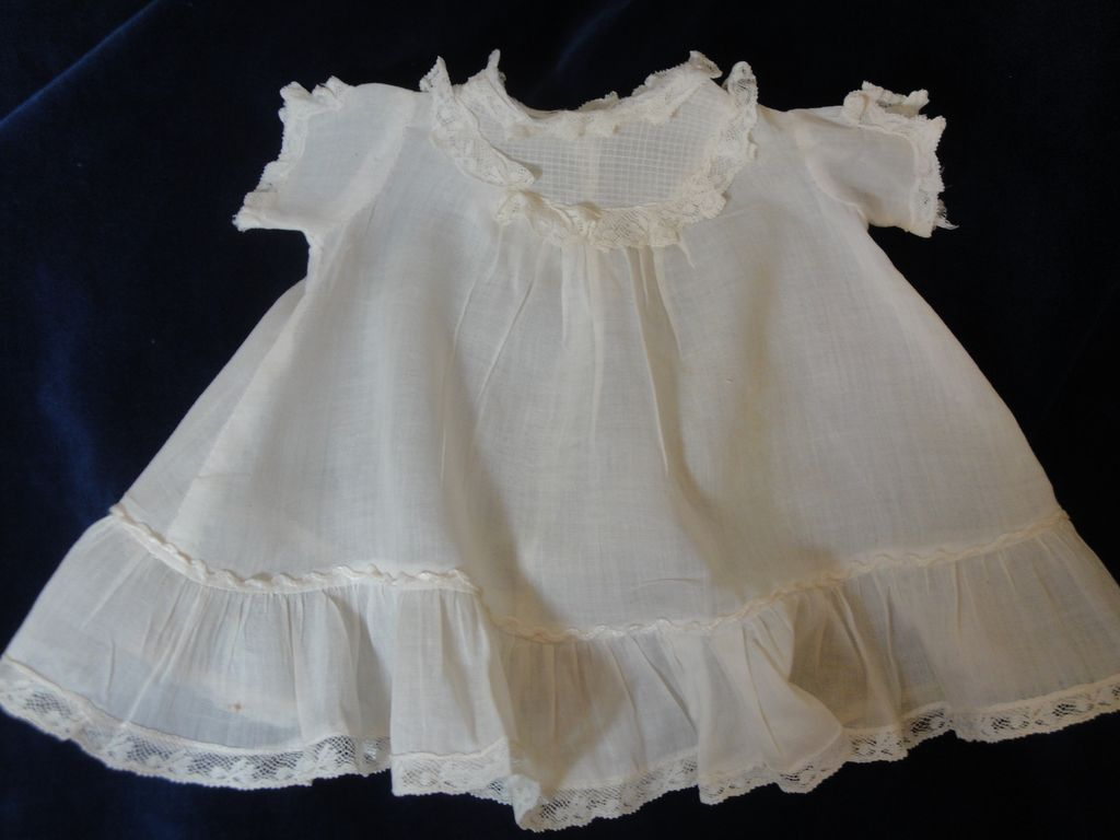 Genuine Factory Dress For Bubbles, Chuckles, Bottle Tot