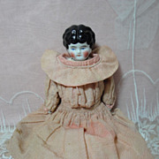 SALE Sweet, Pretty Antique China Doll-All Antique