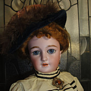 SALE Eye Watering Antique Lady Doll-Stately Simon Halbig 1159