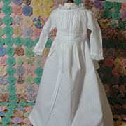 SOLD Perfect Dress For China Or Papier Mache Doll