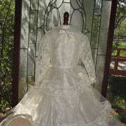 Original Betty Bride Wedding Gown & Veil