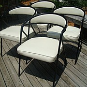 1950's Dining Chairs - set of four