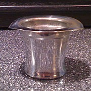 Chrome Top Hat Toothpick Holder by Chase