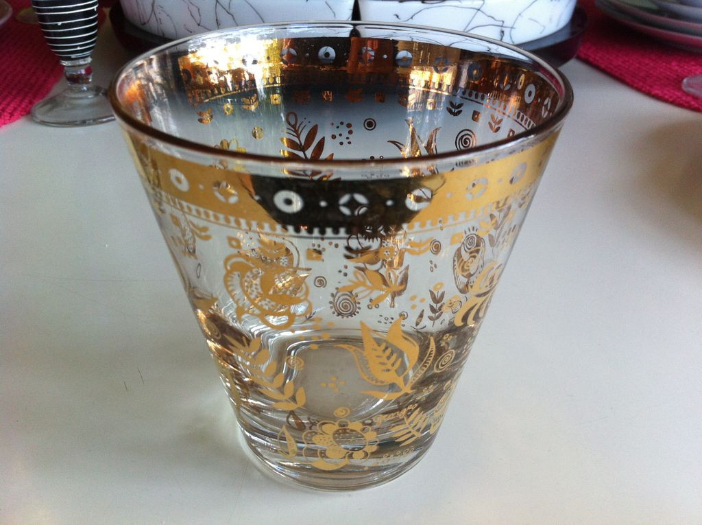 Double Old Fashion Gift Glasses