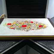 1950's Warming Tray by Atlantic Precistion Works, Inc.